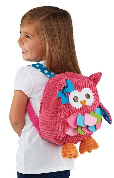 Рюкзаки игрушки