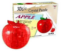 """Пазлы 3D кристальные """"Яблоко"""""""