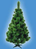 Сосна искусственная европейская зеленая 150 см.