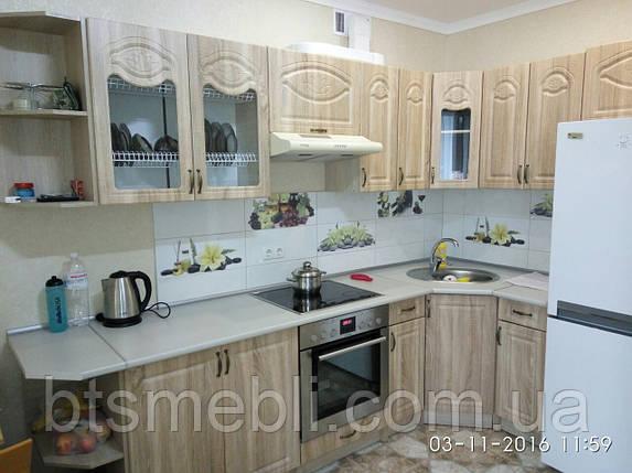 Кухня Оля тюльпан, фото 2