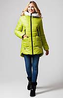 """Куртка """"Ника"""" зима, яблоко ( 42-48 )"""