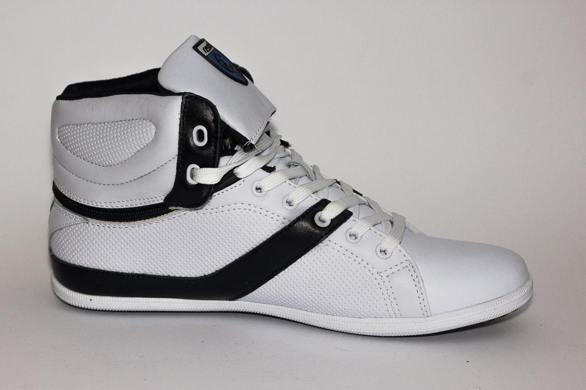 Кожаные кроссовки трансформеры Restime, оригинал 42 размер