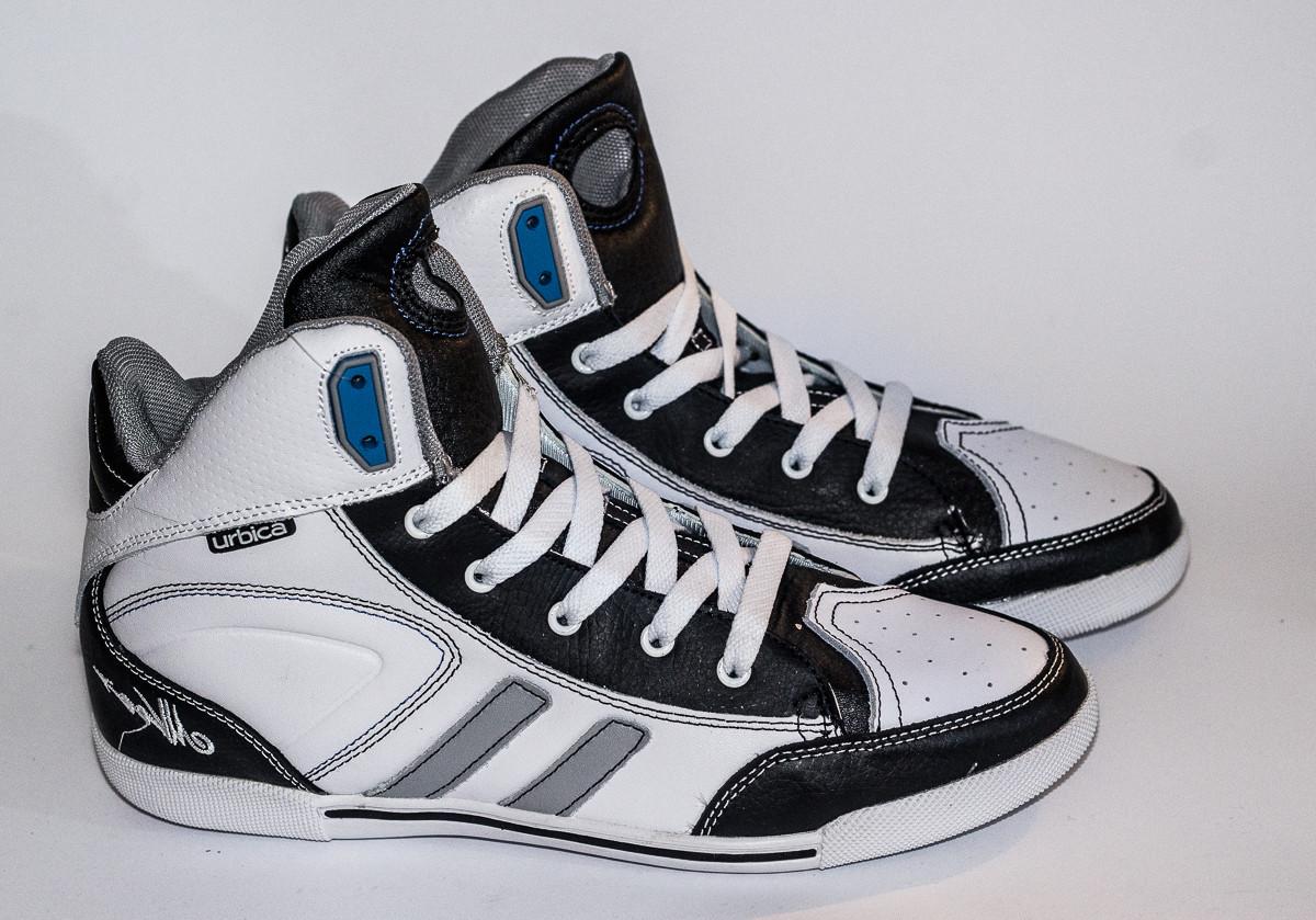 Кожаные кроссовки Urbika, оригинал 43 размер (28 см)