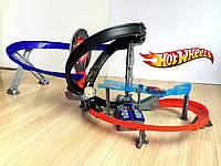 Моторизированный трек Хот Вилс Скоростное Скольжение, Hot Wheels KidPicks Zero G Drop Force Track Set