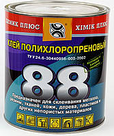 Клей 88 для металла, пластика, кожи, резины (ж/банка 2,8 л.)