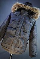Куртка подросток cерая Donilo, фото 1