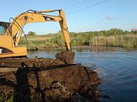 Расчистка водоемов