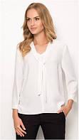 Блузка, кофточка женская белая с длинным рукавом SUNWEAR Z46
