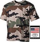 Армейская футболка х/б 170г/м2 американского (США) типа, CCE (L) MFH 00103I