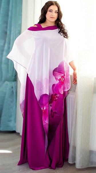 Платья больших размеров (60+)