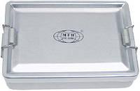 Бокс алюминиевый водонепроницаемый 13,3x9,2x3,4 см MFH 27143