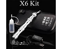 Электронная Сигарета X6 Kit 1300mAh в чехле №609-29-2 SO
