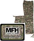 Брюки US BDU Field, Rip Stop, мультикам (M) MFH 01334X