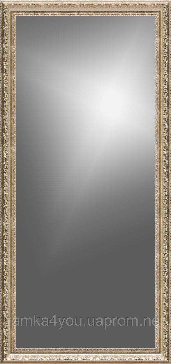 Рамка для зеркала 50х120 см