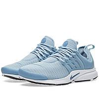 Оригинальные  кроссовки Nike W Air Presto Premium Blue Grey & Ocean Fog
