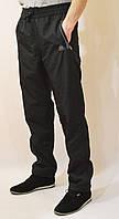 Мужские утепленные спортивные штаны (плащевка+флис) SOCCER