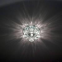 Декоративный светодиодный светильник Feron 1527  G.9  с LED подсветкой 2,5W