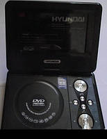 DVD-плеер портативный Hyundai 733   .f