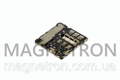 Разъем SIM-карты для планшетов Samsung 3709-001735