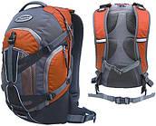 Рюкзак спортивный Terra Incognita Dorado 16 оранжевый/серый