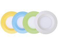 Вбудований світлодіодний світильник Feron AL525 3w (жовтий, голубой, зеленый, белый)