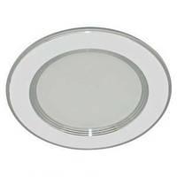 Вбудований світлодіодний світильник  Feron AL527 7w  (LED панель) біла, нейтральне світло