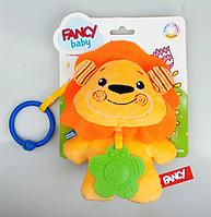 Развивающая игрушка-подвеска Fancy Baby Львенок Тод (LION0)