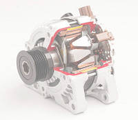 Генератор HONDA, NISSAN / Civic 1.4L / Civic 1.5L / Civic 1.6L / Terrano 2.4L
