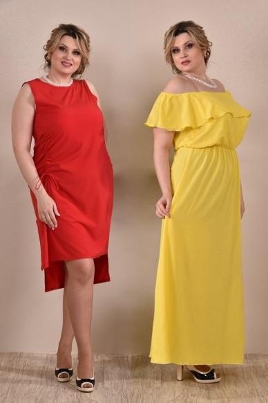 Женская одежда PlusSize. Размерный ряд: 42-74