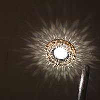 """Точечный светильник Feron CD2540 MR16 """"чайный"""""""