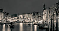 Репродукция на холсте, Риальто. Венеция