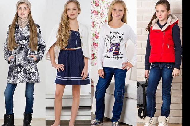 Детская одежда для девочки
