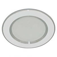 Вбудований світлодіодний світильник Feron AL527 5w (LED панель) біла, нейтральне світло