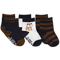 Комплект носочков для мальчика Carters Бульдог