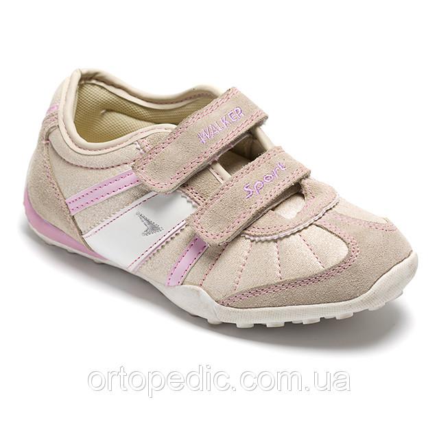 Кроссовки для девочки WALKER, размер 30.