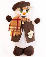 """Мягкая игрушка Снеговик """" Алекс"""""""