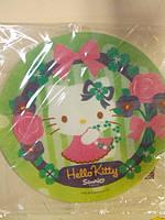 "Вафельные пластины Ø21, ""Hello Kitty""4 вид(код 00319)"