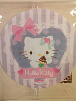 "Вафельные пластины Ø21, ""Hello Kitty""3вид(код 00319)"