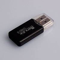Картридер USB для карт памяти  microSD