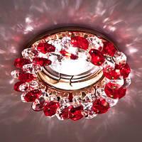 Встраиваемый светильник Feron CD4141 Mr16 (красный золото)
