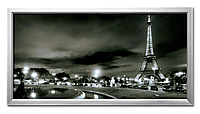 Репродукция в раме Эйфелева башня (ч/б)
