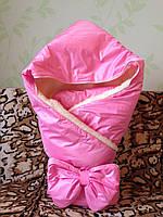 Конверт-одеяло с капюшоном