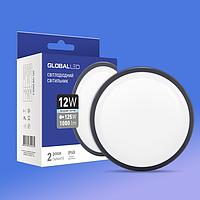 Вбудований світлодіодний світильник  GLOBAL HPL 12W 5000K (1-HPL-003-C)