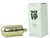 Женская парфюмированная вода Carolina Herrera 212 VIP  (тестер без крышечки) (реплика)