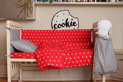 """Набір у дитяче ліжечко """"Stars"""""""