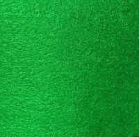Фетр 126 світло-зелений 45х50 см товщина: 1.4 мм