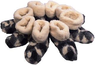 Чуни из натуральной овчины Eluna
