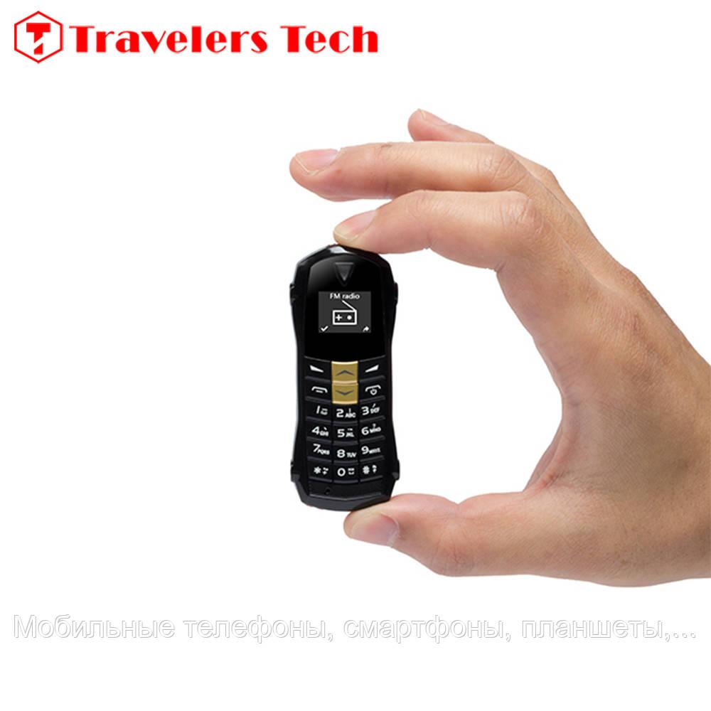 Маленький телефон в виде машинки Porsche F1 авто на 1 Сим-карту