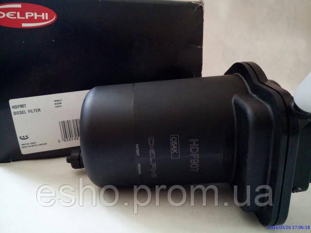 """Фільтр паливний Nissan Almera/Micra 1.5 DCI 03-/Renault Kangoo 1.5 dCi 01- DELPHI HDF907  - Інтернет магазин """"Esho"""" в Луцке"""
