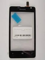 Тачскрин для Microsoft 430 Lumia, чёрный